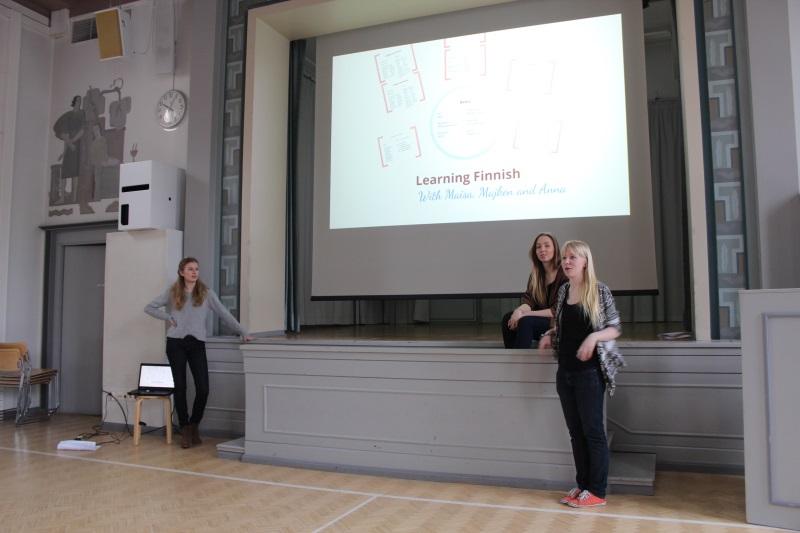 leçon de finlandais 1