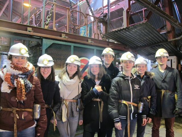 photo musée de la mine Cardiff