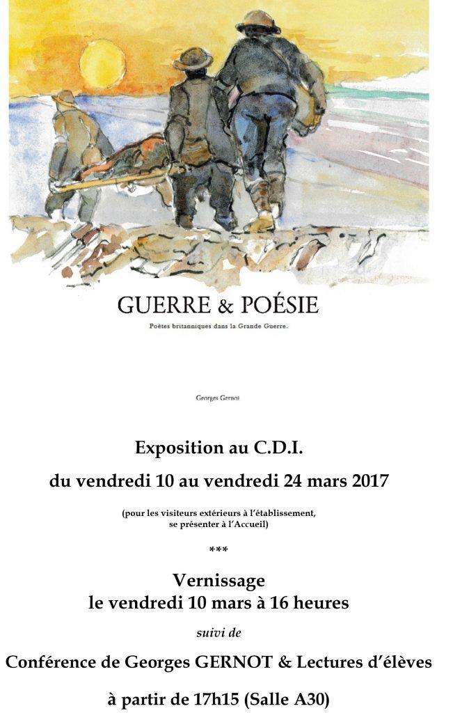 Affiche Expo Gernot_Chatô_M